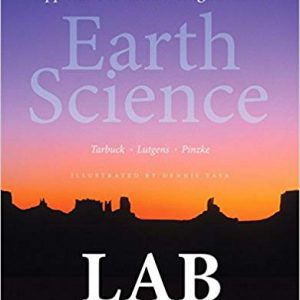 Applications and Investigations in Earth Science 8th Edition