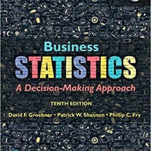 Business Statistics 10th Global Edition
