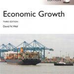 Economic Growth 3rd International Edition