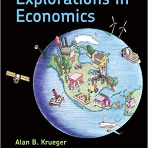 Explorations in Economics by Alan Krueger