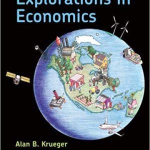 Explorations in Economics by Alan Krueger