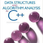 Data Structures & Algorithm Analysis in C++ 4th Edition