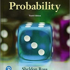 First Course in Probability 10th Edition
