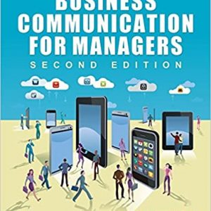 Business Communication For Managers 2nd Edition by Payal Mehra