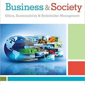 Business & Society 10th Edition