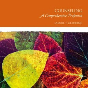 Counseling A Comprehensive Profession 8th Edition