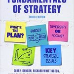 Fundamentals of Strategy 3rd Edition by Gerry Johnson