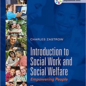 Introduction to Social Work and Social Welfare 12th Edition