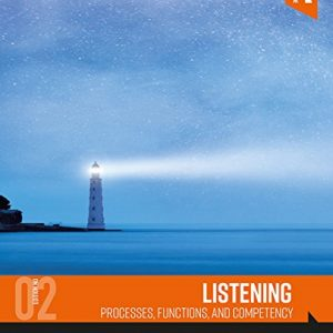 Listening Processes Functions and Competency 2nd Edition