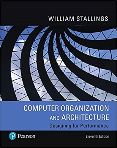 Computer Organization and Architecture 11th Edition