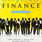 Corporate Finance Theory and Practice 5th Edition