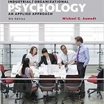 Industrial Organizational Psychology 8th Edition