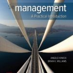 Management 9th Edition by Angelo Kinicki