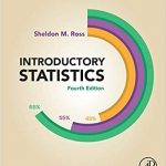 Introductory Statistics 4th Edition by Sheldon M. Ross