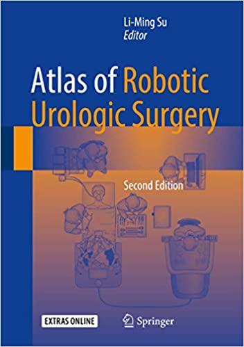 Atlas of Robotic Urologic Surgery 2nd Edition